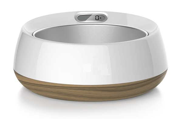 This smart dog bowl is a wonderful way to ensure that all your dogs meals are at a set value, helping you to control your pups diet, and help them to lose weight