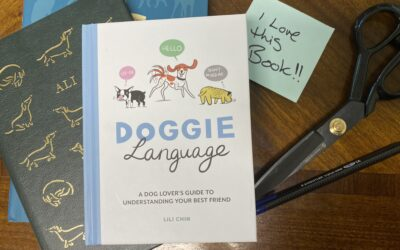 """The Essential Guide to Canine Body Language – Review of Lilli Chin's Fantastic """"Doggie Language"""""""