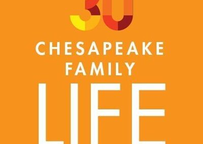 Ali writes for Chesapeake Family Life about Keeping Dogs cool in summer