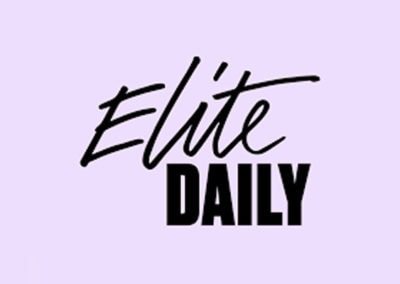 Ali quoted for elite daily about how playing with your puppy is great for bonding!